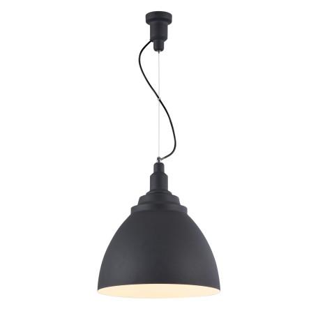Подвесной светильник Maytoni Bellevue P535PL-01B, 1xE27x60W, черный, металл - миниатюра 2