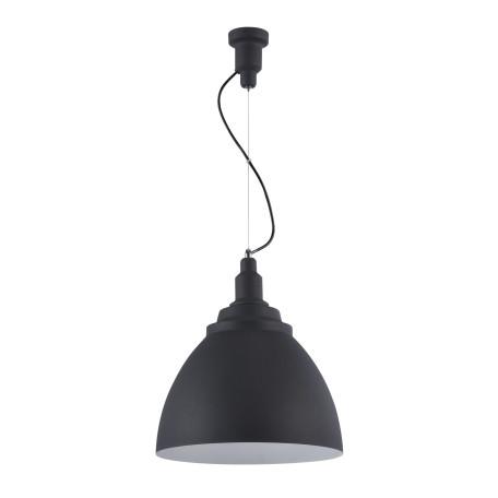 Подвесной светильник Maytoni Bellevue P535PL-01B, 1xE27x60W, черный, металл - миниатюра 3