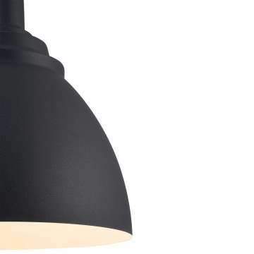 Подвесной светильник Maytoni Bellevue P535PL-01B, 1xE27x60W, черный, металл - миниатюра 8