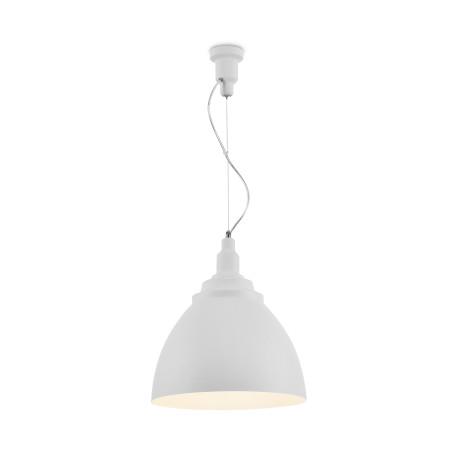 Подвесной светильник Maytoni Bellevue P535PL-01W, 1xE27x60W, белый, металл