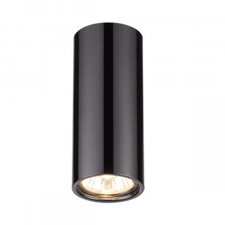 Потолочный светильник Odeon Light Melarda 3579/1C, 1xGU10x50W, черный, металл
