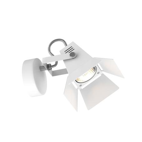 Потолочный светильник с регулировкой направления света Odeon Light Techno Pro 3631/1W, 1xGU10x50W, белый, металл