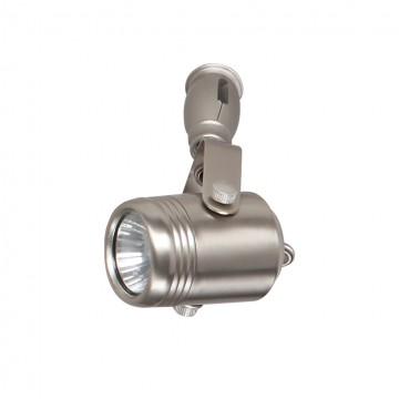 Светильник для гибкой системы Odeon Light Flexi Mini 3627/1, 1xGU10x50W, серебро, никель, металл