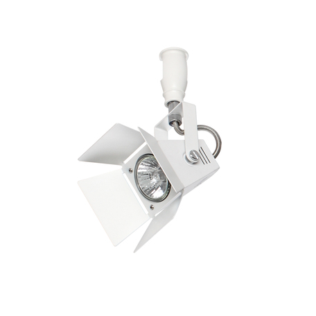 Светильник для гибкой системы Odeon Light Techno Pro 3631/1, 1xGU10x50W, белый, металл