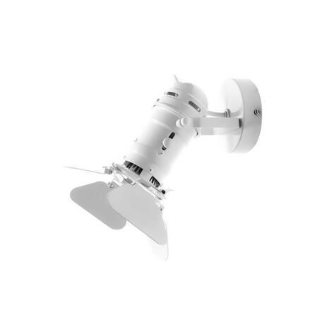 Настенный светильник Loft It Cinema LOFT2096-M, 1xE27x60W, белый, металл