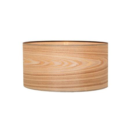 Плафон Loft It Nordic LOFT1700-LW, коричневый, дерево