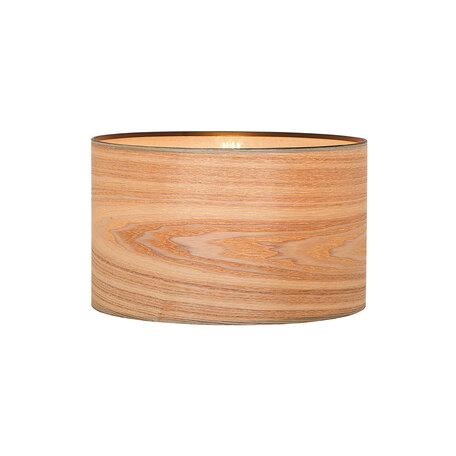 Плафон Loft It Nordic LOFT1700-SW, коричневый, дерево