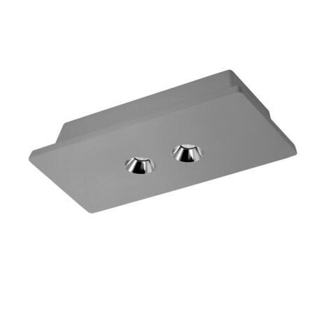 Потолочный светодиодный светильник Loft It Architect OL1072-GH/2, LED 8,4W 3000K