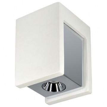 Потолочный светодиодный светильник Loft It Architect OL1073-WH, LED 6W 3000K