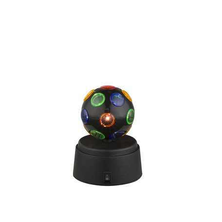 Диско-шар Globo Disco 28017, LED 0,06W, пластик