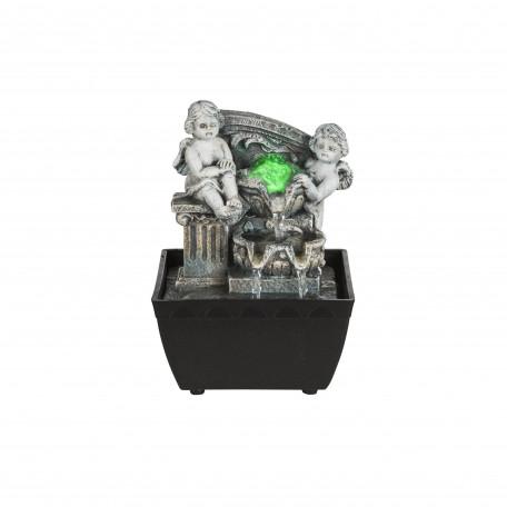 Фонтан с подсветкой Globo Albert 93028, LED 0,19W RGB, пластик, стекло