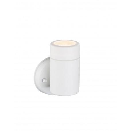 Настенный светильник Globo Cotopa 32004-1, IP44, 1xGU10x5W, пластик