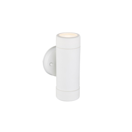 Настенный светильник Globo Cotopa 32004-2, IP44, 2xGU10x5W, пластик
