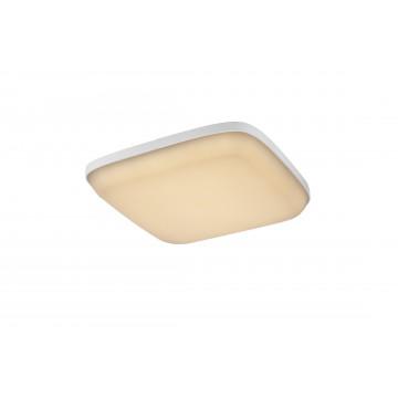 Потолочный светодиодный светильник Globo Caio 32106-12, IP54 3000K (теплый), пластик
