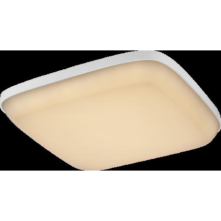 Потолочный светодиодный светильник Globo Caio 32106-12, IP54, LED 18W 3000K 1550lm, пластик