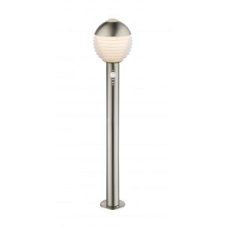 Садово-парковый светодиодный светильник Globo Alerio 34288S, IP44, LED 11,5W 3000K 910lm, металл, металл с пластиком