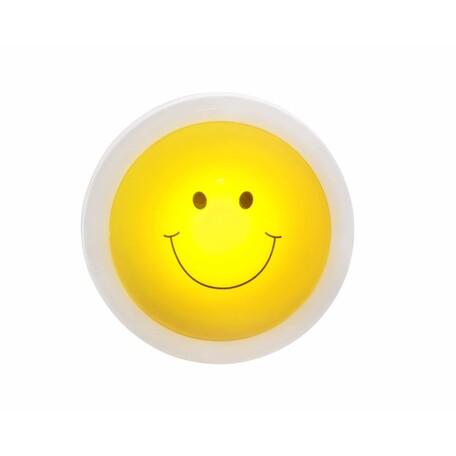 Штекерный светодиодный светильник-ночник Globo Kiddy I 31936, пластик