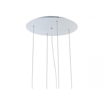 Набор для подвесного монтажа светильника Donolux Plato Kit hanging X C111052/1 D1000, белый