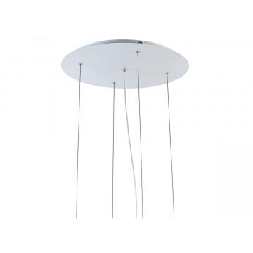 Набор для подвесного монтажа светильника Donolux Plato Kit hanging X C111052/1 D1200, белый