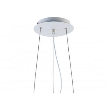 Набор для подвесного монтажа светильника Donolux Plato Kit hanging X C111052/1 D600, белый