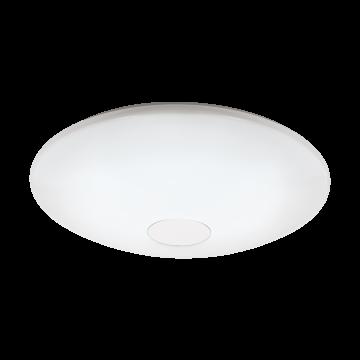 Потолочный светодиодный светильник с пультом ДУ Eglo Totari-C 97918, белый, металл, пластик