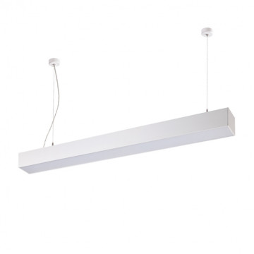 Подвесной светодиодный светильник Novotech Iter 358054 4000K (дневной), белый, металл, пластик