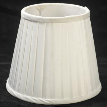 Бра Lussole Loft Milazzo LSL-2901-01, IP21, 1xE14x40W, черный, белый, металл, текстиль - миниатюра 8