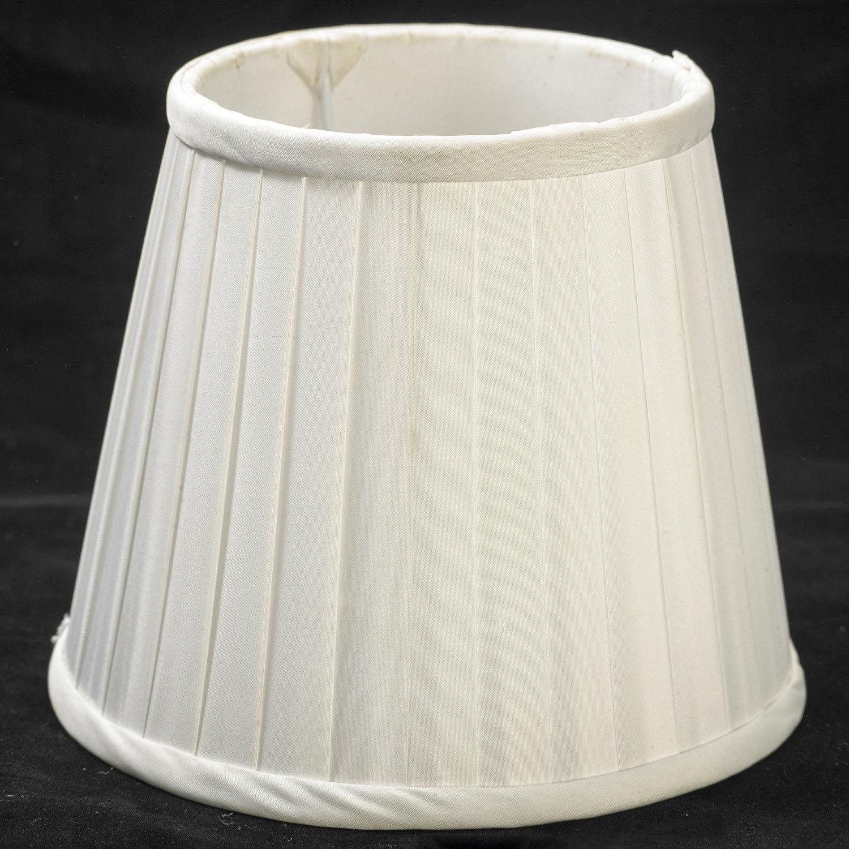 Бра Lussole Loft Milazzo LSL-2901-01, IP21, 1xE14x40W, черный, белый, металл, текстиль - фото 8