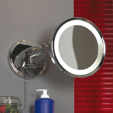 Косметическое зеркало с подсветкой Lussole Aqua LSL-6101-01, IP44
