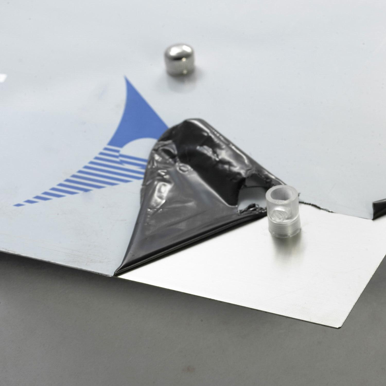 Люстра-каскад Lussole Loft Varmo LSN-0106-06, IP21, 6xE14x40W, никель, белый, металл, стекло - фото 7