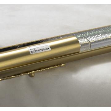 Настенный светильник для подсветки картин Lussole Cantiano LSL-6301-04, IP21, 4xE14x25W, матовое золото, металл - миниатюра 3