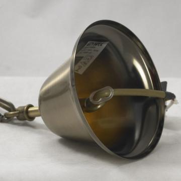 Подвесная люстра Lussole Loft Sona LSL-3003-05, IP21, 5xE27x60W, бронза, металл - миниатюра 9