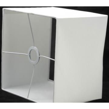 Подвесной светильник Lussole Montone LSF-2516-01, IP21, 1xE27x60W, коричневый, белый, дерево, стекло, текстиль - миниатюра 9