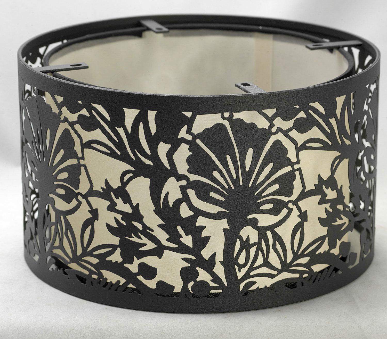 Потолочный светильник Lussole Loft Vetere LSF-2377-04, IP21, 4xE14x40W, черный, металл, металл с пластиком - фото 4