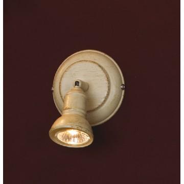 Потолочный светильник с регулировкой направления света Lussole Sobretta LSL-2501-01, IP21, 1xGU10x50W