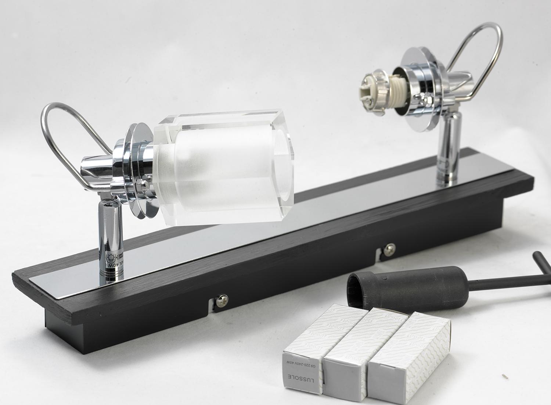 Потолочный светильник с регулировкой направления света Lussole Abruzzi LSL-7901-02 - фото 2