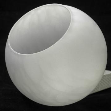 Торшер Lussole Loft Bagheria LSF-6295-02, IP21, 2xE14x40W, коричневый, белый, металл, стекло - миниатюра 8