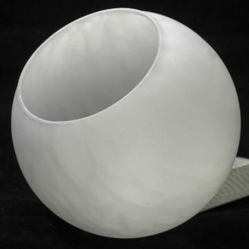 Торшер Lussole Loft Bagheria LSF-6295-02, IP21, 2xE14x40W, коричневый, белый, металл, стекло - миниатюра 7