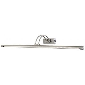 Настенный светодиодный светильник для подсветки картин Wertmark Flores WE405.01.241, LED 7,98W