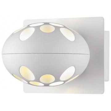Настенный светодиодный светильник Wertmark Augen WE438.01.001, LED 4,16W