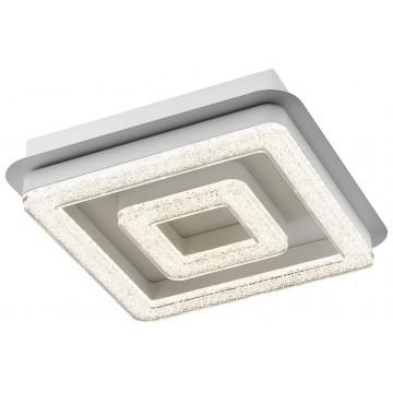 Потолочный светодиодный светильник Wertmark Flutto WE420.02.007, LED 19,2W