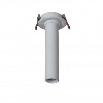 Встраиваемый светодиодный светильник с регулировкой направления света Favourite Clivo 2231-1U, LED 7W 4000K (дневной)