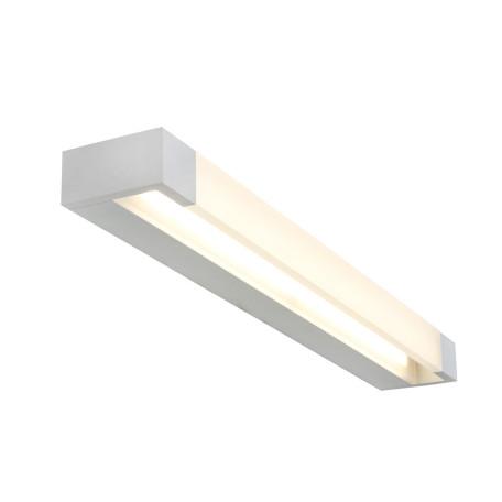 Настенный светодиодный светильник ST Luce Linarita SL1587.511.01, IP44, LED 20W 4000K 1560lm, белый, металл с пластиком