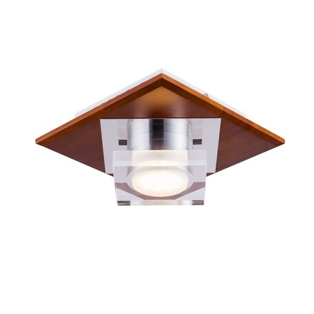 Потолочный светодиодный светильник Lucia Tucci Illuminazione Natura 073.1 Led venge, LED 5W 3200K 480lm