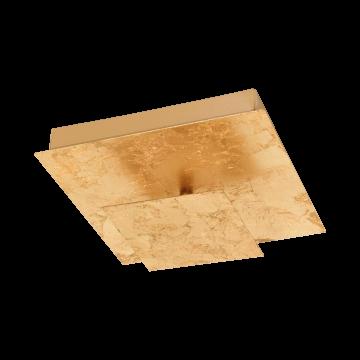 Потолочный светильник Eglo San Luca 39413, матовое золото, металл