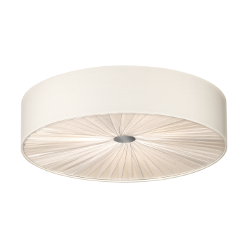 Потолочный светильник Eglo Fungino 39441, белый, металл, текстиль