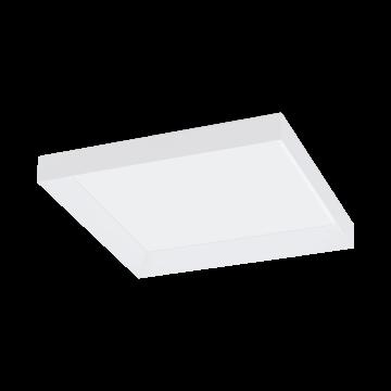 Потолочный светодиодный светильник с пультом ДУ Eglo Escondida 39464, 2700-6500K, белый, металл, пластик