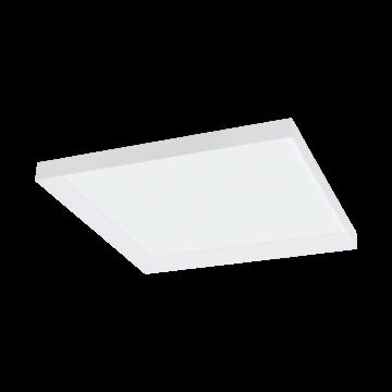 Потолочный светодиодный светильник с пультом ДУ Eglo Escondida 39465, 2700-6500K, белый, металл, пластик