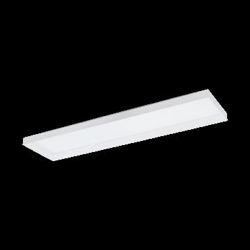 Потолочный светодиодный светильник с пультом ДУ Eglo Escondida 39466, 2700-6500K, белый, металл, пластик
