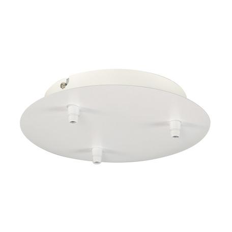 База для подвесного монтажа светильника SLV FITU 132611, белый, металл
